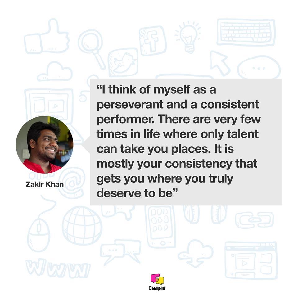 Zakir Khan, Zakir Khan Stand-up, Zakir khan quotes