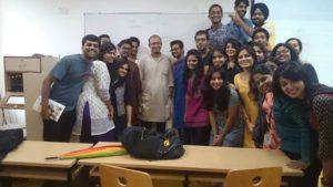 Ashish Kulkarni, Vasundhara Sen, Professors, Pune, Chaaipani, Inspiration, Economics, Teaching, Symbiosis