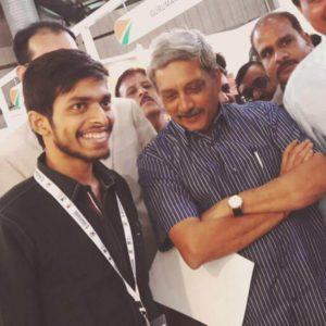 Ayush Jaiswal, CrowdIgnitor