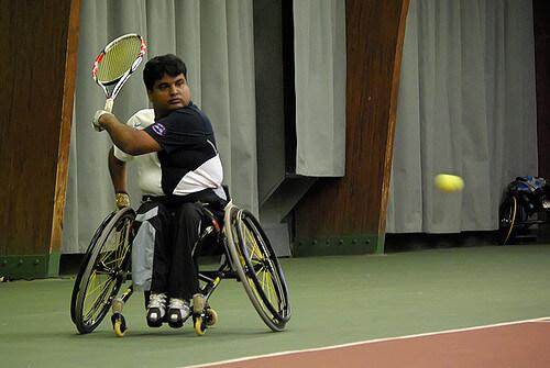 Boniface Prabhu, Quadraplegia