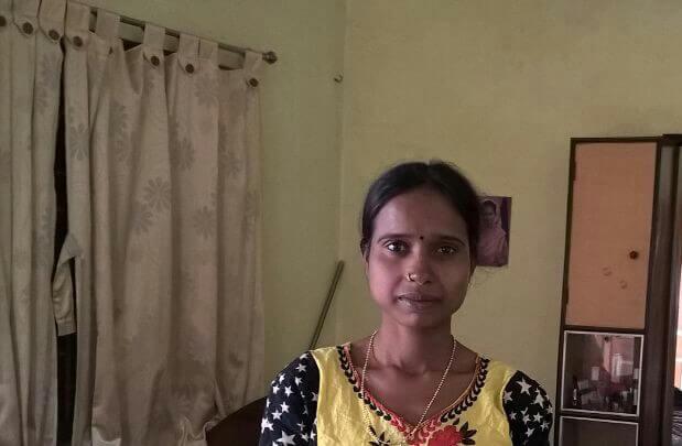 Shonali,housemaid,
