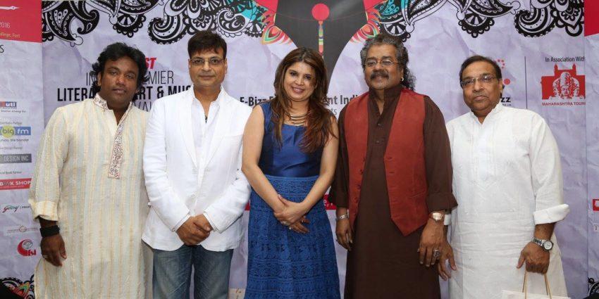 Lit-O-Fest, Hariharan, Irshad kamil