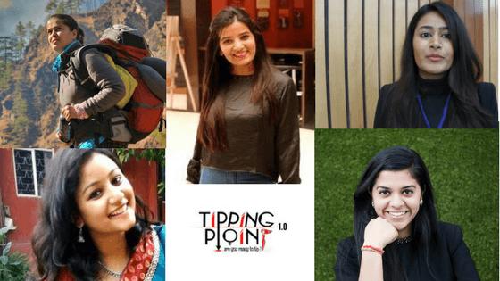 Tipping Point, Rajshee Sharma, Bhavya Goel, Kanika Khurana, Tanya Roy, Ranu Jain,