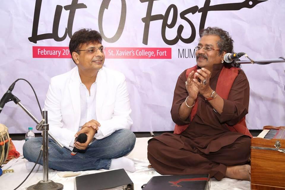 Lit-O-Fest,Hariharan, Irshad kamil