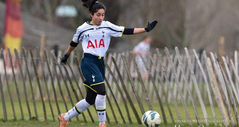 Tanvie Hans, Tottenham Hotspurs, Football, Women, Sport, England