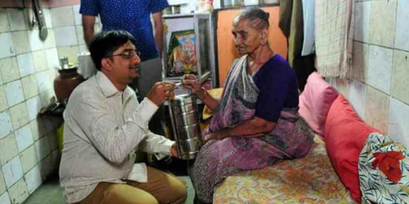 Dr. Modi, Dr Uday Modi, Bhayandar, Elderly, Shravan Tiffin Seva
