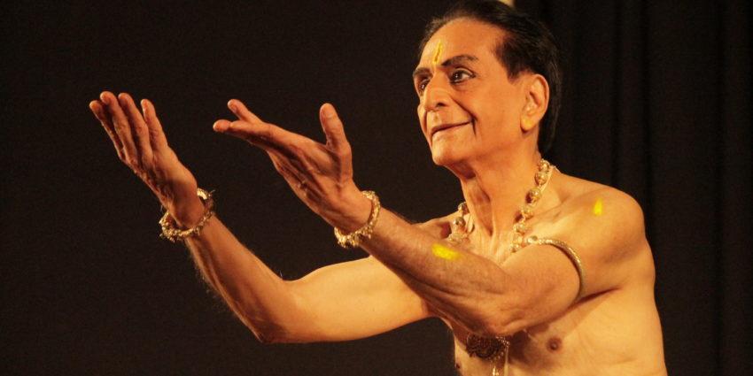 Dance, C V Chandrasekhar, Padma Bhushan, 2011, Couple