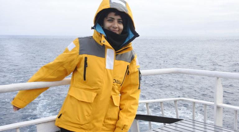 Climate Literacy, International Antarctica Expedition, Mallika Arya