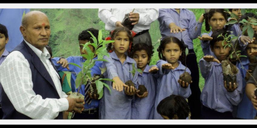 Jungli, Jagat Singh Chaudhary, Chaaipani, Forest, Uttrakhand