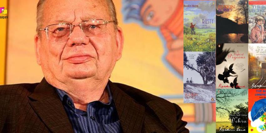 Ruskin Bond, Birthday, 83rd Birthday, 2017, Children's Books,