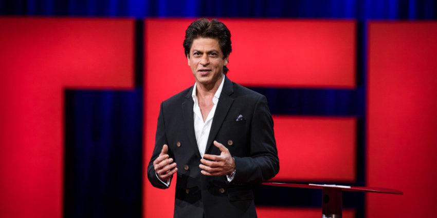 Sharukh Khan, Shahrukh Khan TED, Shahrukh TED, TED Talk, Celebrity TED Talks, Shah Rukh, Shah Rukh Khan TED