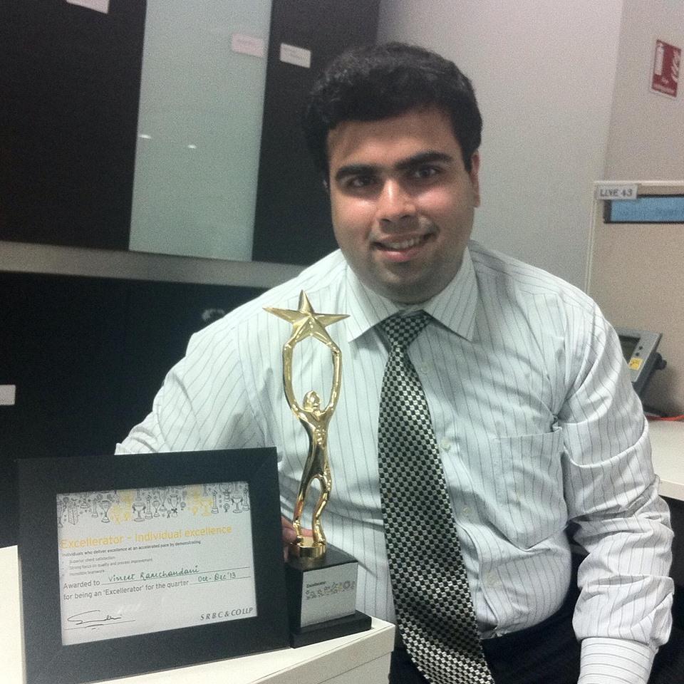 Vineet Ramchandani