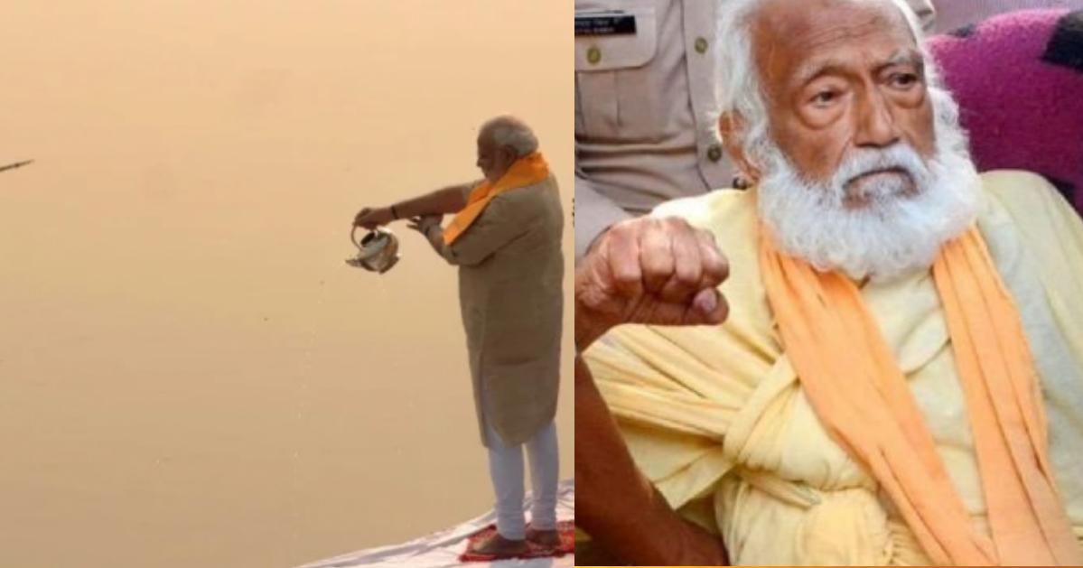 Prof GD Agarwal, Environmentalist, Activist, Legendary, Prof Agarwal, Inspiring people, Ganga river, Save ganga