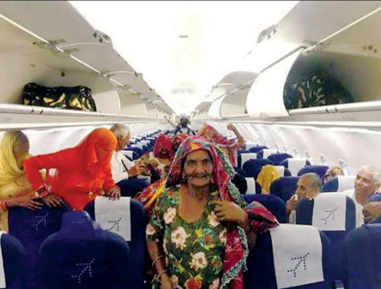 Vikas Jyani, Pilot, Indian pilot, unique gesture, heart-warming gesture, Inspiring people, positive stories, positive news,